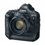The Canon EOS-1D X
